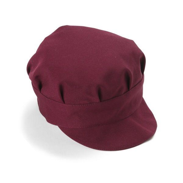 Cappello per Cameriere in 100% poliestere. Disponibile in vari colori.