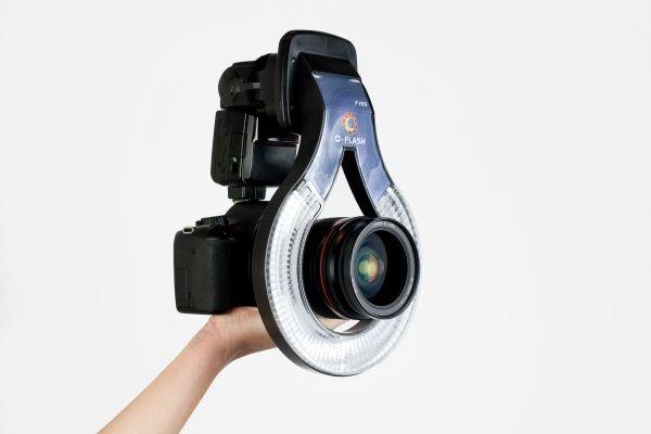 Ring Flash Adaptor