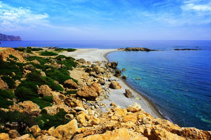 Anidri Beach, Paleochora http://www.kritiguide.com/