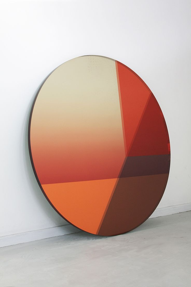 SEEING GLASS BIG ROUND | Studio Sabine Marcelis