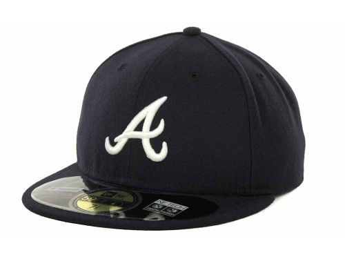Atlanta Braves New Era MLB Authentic Collection 59FIFTY Hats at Lids.com71/4