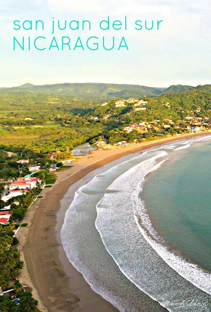 The beautiful beach town of San Juan del Sur, Nicaragua | The Mochilera Diaries