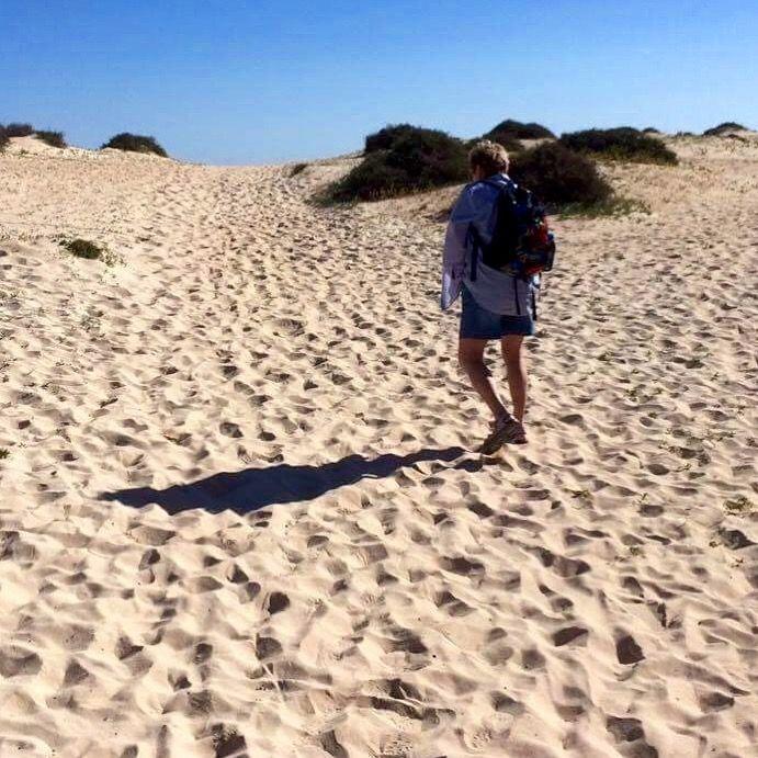 LAS Dunas. Fuerteventura.