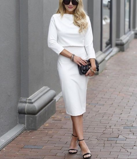 @landlinc #ShoptheLook Sweater Dresses, dress, clothe, women's fashion, outfit inspiration, pretty clothes, shoes, bags and accessories #clubdresses