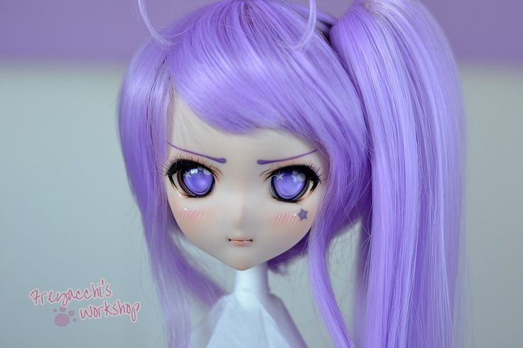 custom dollfie dream 10 https://flic.kr/p/U6sF7J #dollfie #dream #bjd #dollfiedream #balljointeddoll #kawaii #cute