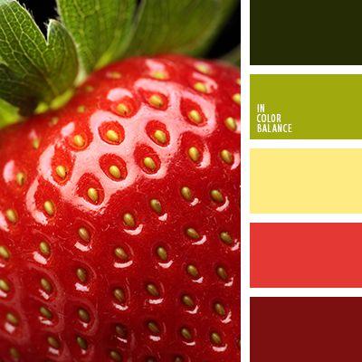 Какой цвет красный+зелёный