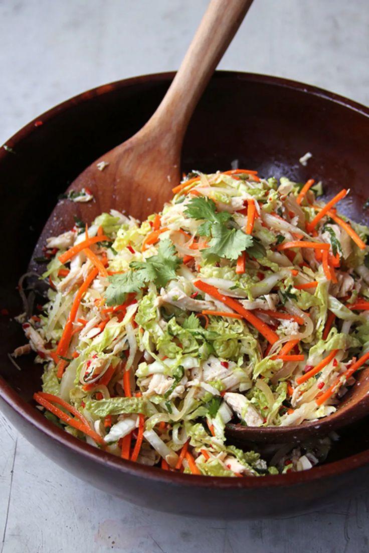 Vietnamese Shredded Chicken Salad