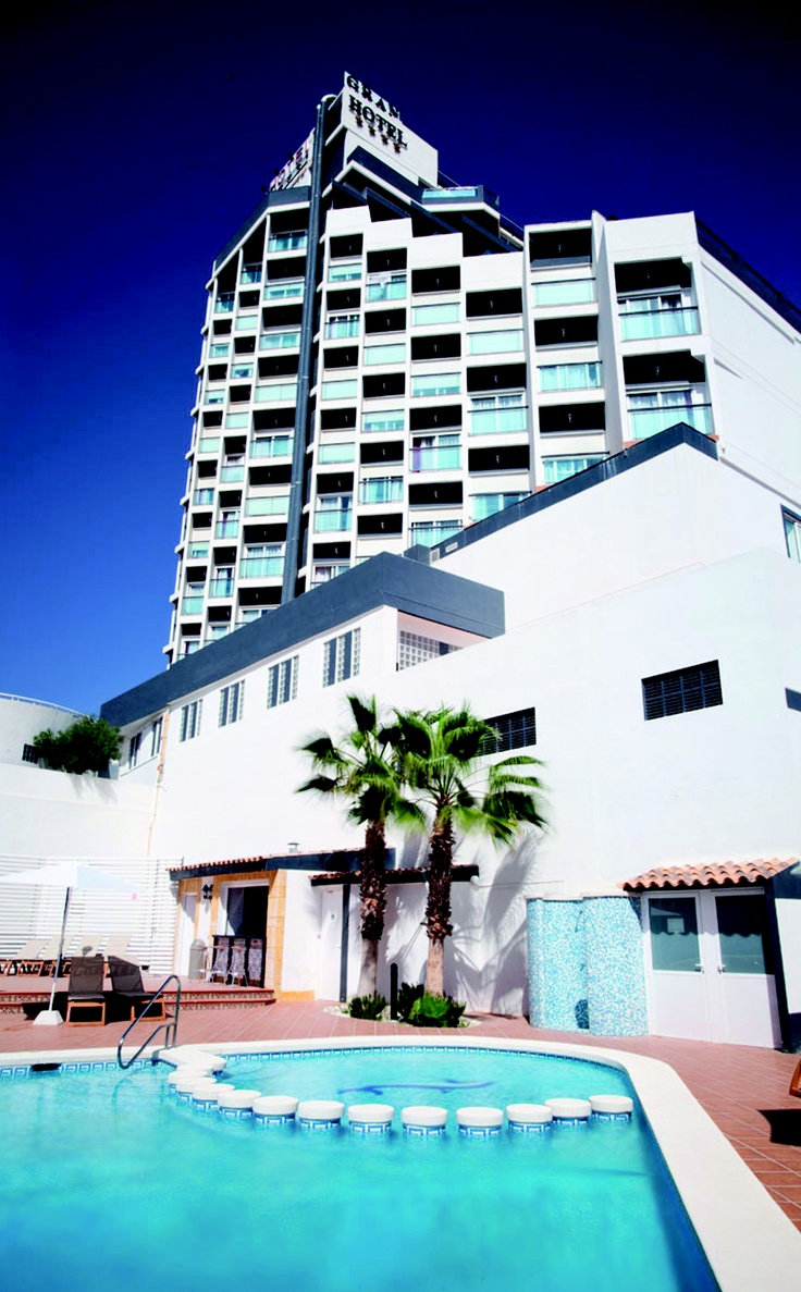 Gran Hotel El Campello - Real estate is our passion... www.bulk-partner.com