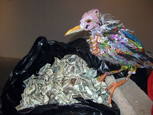 Find your MILLION in.... garbage!  It was reported that the man threw away lottery tickets good to win $1,25 million!  http://guide-poker-casino.com/en/news/throw-million-away.html