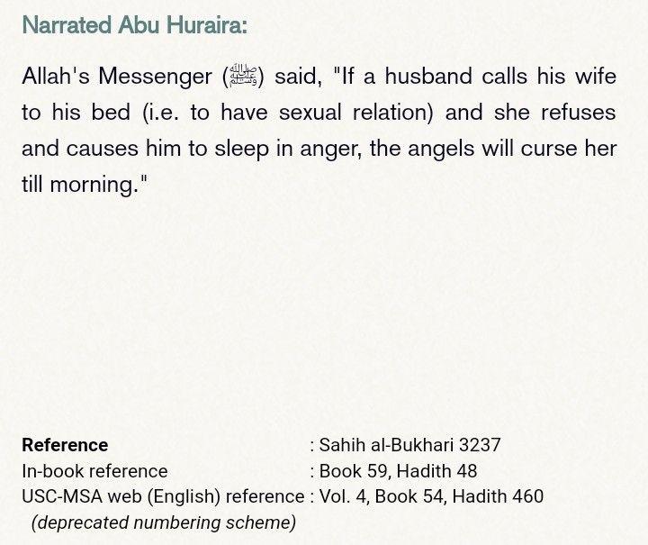 Intimacy wife refuses 10 Reasons