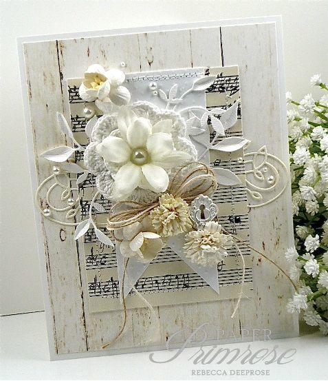 Winter White by Rebecca (PaperPrimrose)