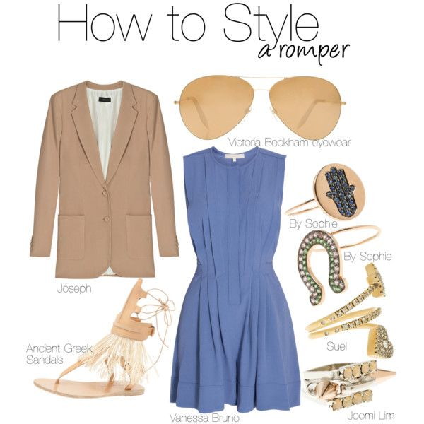 """""""Romper Style"""" by boutique1 on Polyvore"""