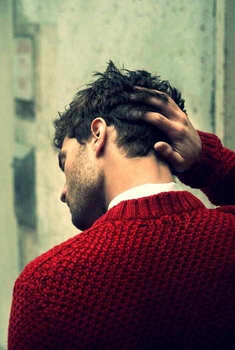 Red: Jamie Dornan, Fashion, Style, Mens, Jamiedornan, Boy, Hair