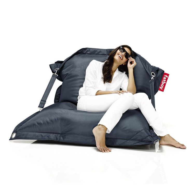 fatboy bean bag buggleup dark blue - Fatboy Bean Bag