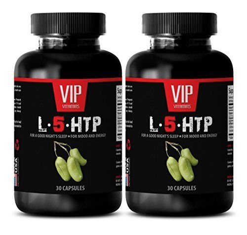 (Product review of 5 htp appetite suppressant - L-5-HTP for a good night's sleep, for mood and energy - Natural sleep support - 2 Bottles 60 Capsules) -  5 htp appetite suppressant – L-5-HTP for a good night's sleep, for mood and energy – Natural sleep support – 2 Bottles 60 Capsules L-5-HTP: Is a very potent all natural and unique formula that includes Griffonia bean extract (Griffonia simplicifolia) L-5-HydroxyTryptophan,...