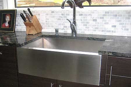 27 Inch Farmhouse Sink : ... farmhouse kitchen sinks steal farmhouse farmer sinks sink 27 inch