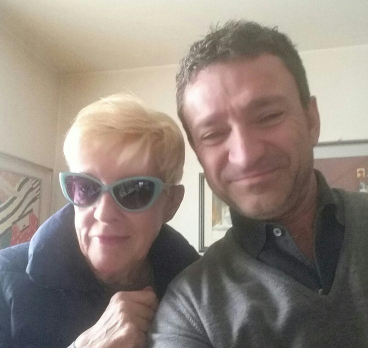 Bellissimo incontro di oggi a Milano tra Mauro Franchi e la Scrittrice e saggista di moda e creatrice di eventi internazionali Helena Catherine Blignaut per una collaborazione che farà volare la LIBELLULA sempre più in alto.