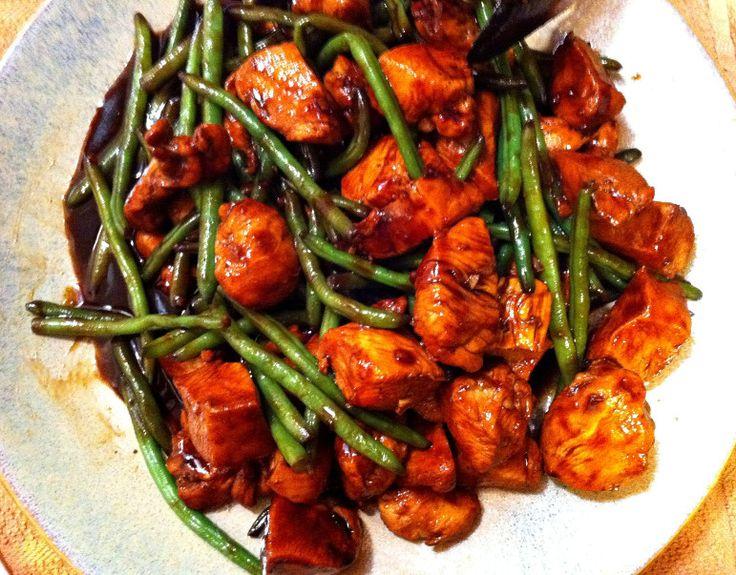 The 25 best chicken and string beans chinese recipe ideas on green bean chicken forumfinder Gallery