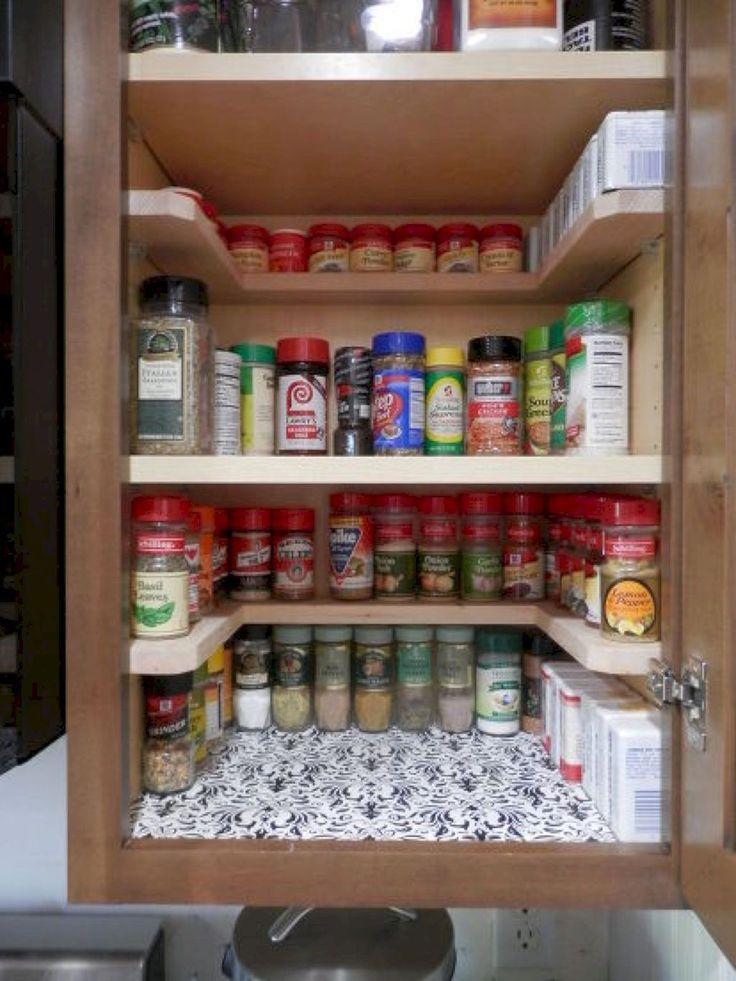 01 Smart Kitchen Cabinet Organization Ideas