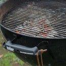 Living BBQ Grill-Kohle Kugelgrill Temperaturregelung