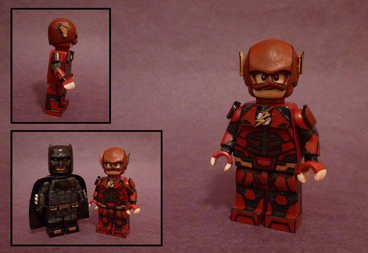 Custom Lego Justice League: Ezra Miller Flash   So, in case …   Flickr