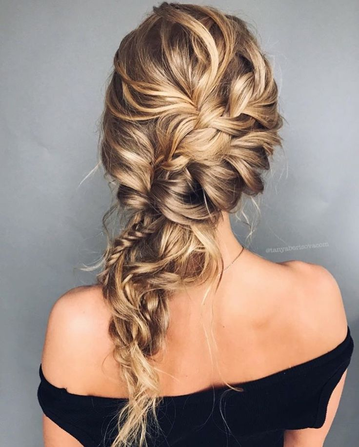 Wedding hairstyle wedding – Hairstyle