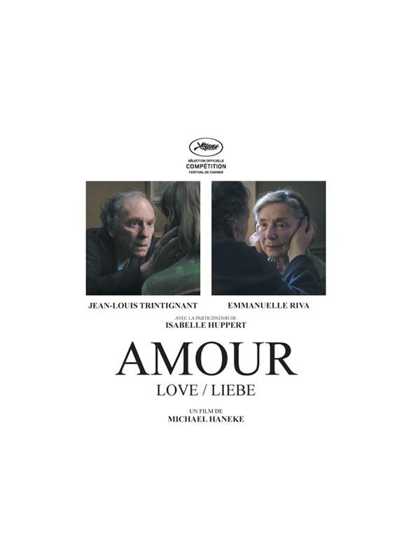 Amour de Michael Haneke sur CINEMUR