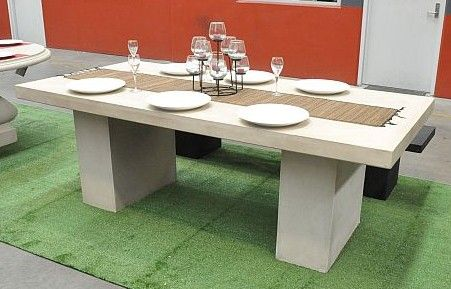 Keystone grc contemporary tuscan table outdoor for Outdoor furniture gold coast