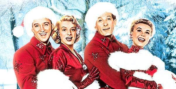 White Christmas Movie.Pin On Fashion