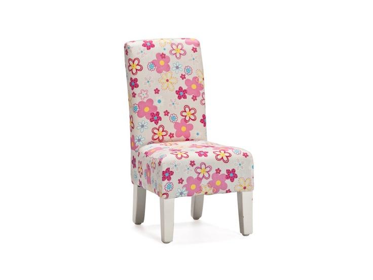 Sunshine daisy uphol. chair