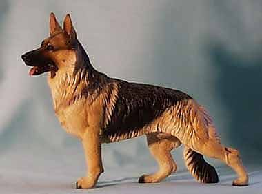 22 Best German Shepherd Statues Statuary Images On