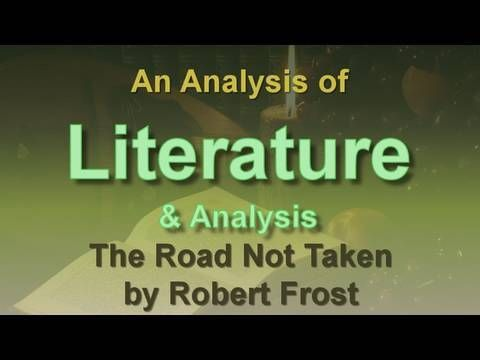 a literary analysis of misgiving by robert frost Following a brief biography of robert frost by james norman o'neill and a  succinct critical comment by elizabeth gumport of the paris review, this volume, .