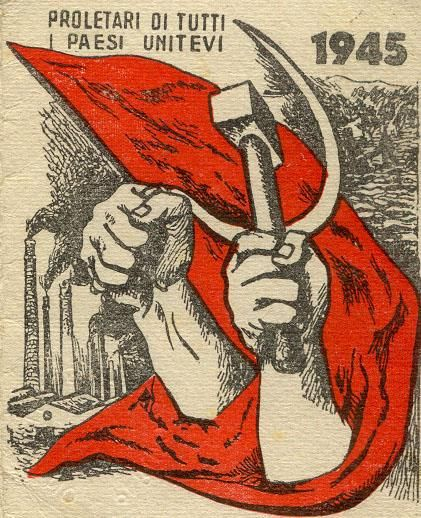 Italy, Communist Party (PCI), 1945