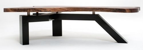Coffee Table Modern Slab