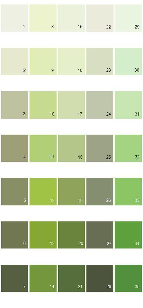Colorsmart Palette 20: 1. 410E-1