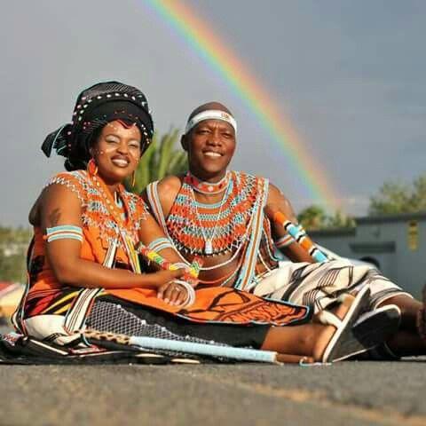 Celebrate Love. Heritage. Xhosa