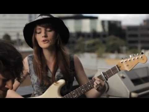 On the Roof: Kate Martin