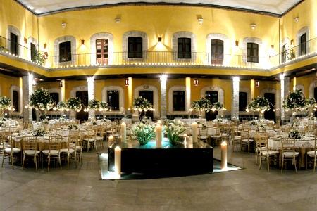 El Universal DF - 7 recintos históricos para hacer tu boda en el Centro