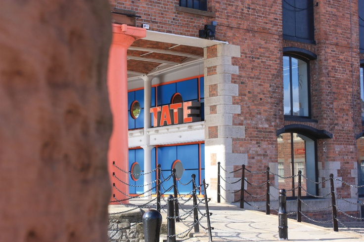 The Tate at Liverpool's Albert Dock