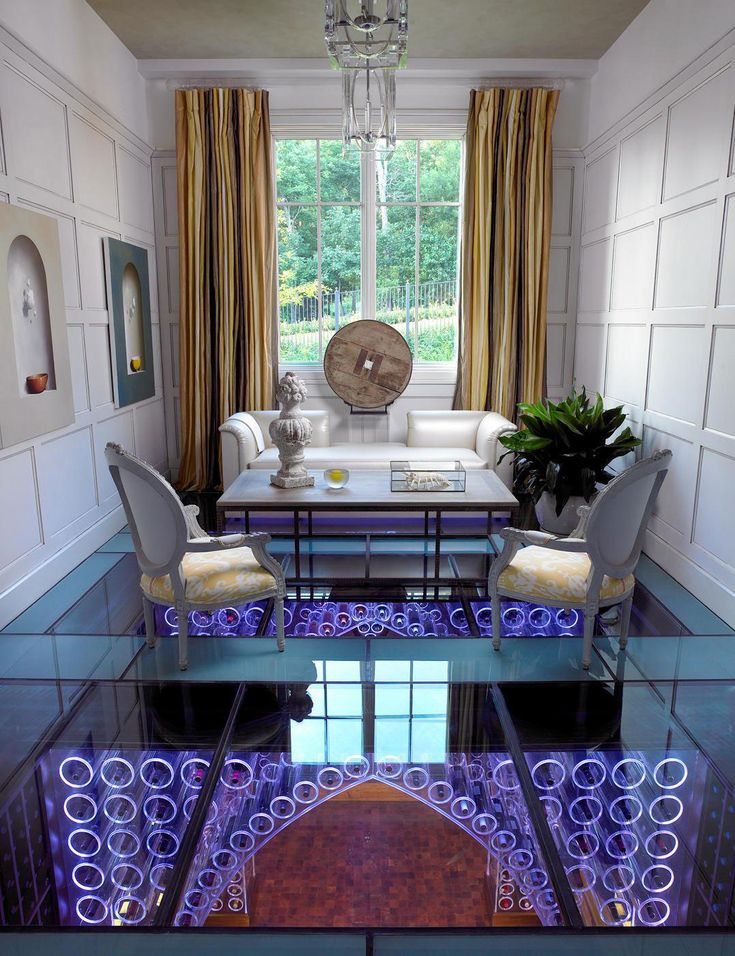 Pool House & Wine Cellar by Beckwith Interiors (19)