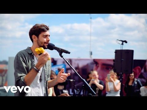 Álvaro Soler - Agosto (Live) | Music Video, Song Lyrics and Karaoke