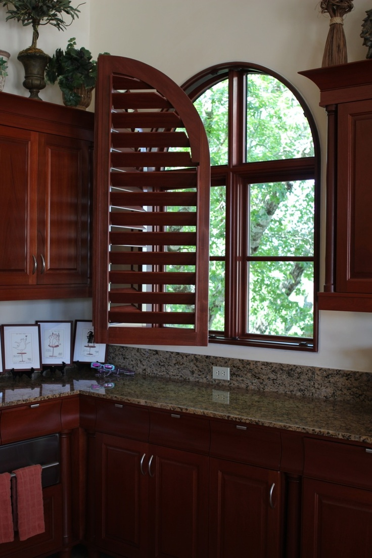 48 Best Awf Arched Plantation Shutters Images On