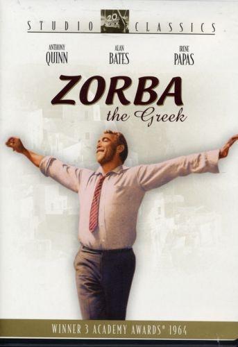 Zorba the Greek (1964)