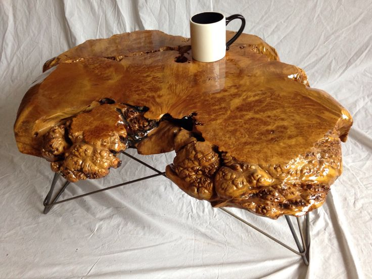 Live Edge Coffee Table - Live Edge Table - Wood Slab Table - Live Edge Slab - Wood Coffee Table - Maple Burl Table (18) by UrbanWoodLLC on Etsy https://www.etsy.com/listing/262334626/live-edge-coffee-table-live-edge-table