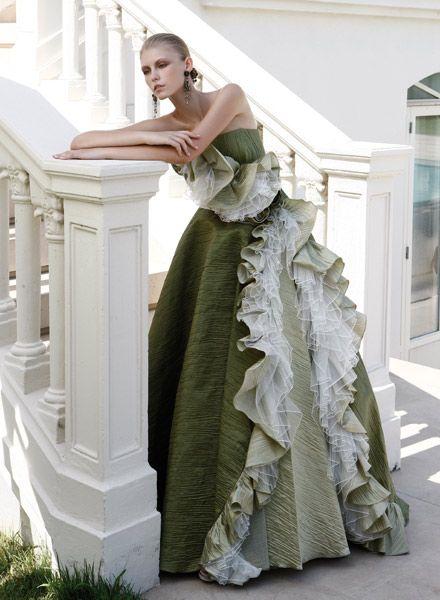 Sfumature di verde - Elisabetta Polignano  http://elisabettapolignano.com/