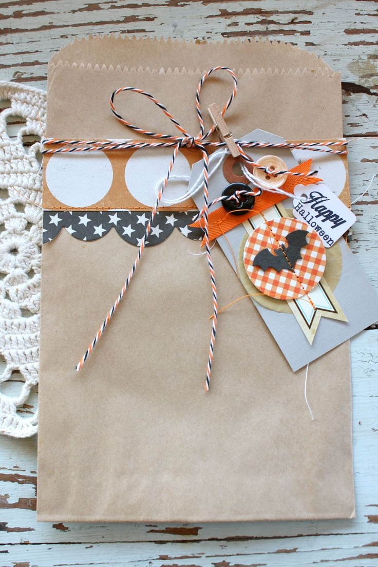 1000 images about brown paper bags on pinterest brown for Paper mashing craft
