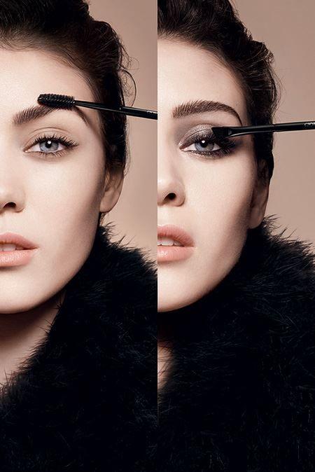 Giorgio Armani Eye & Brow Maestro Fall 2014