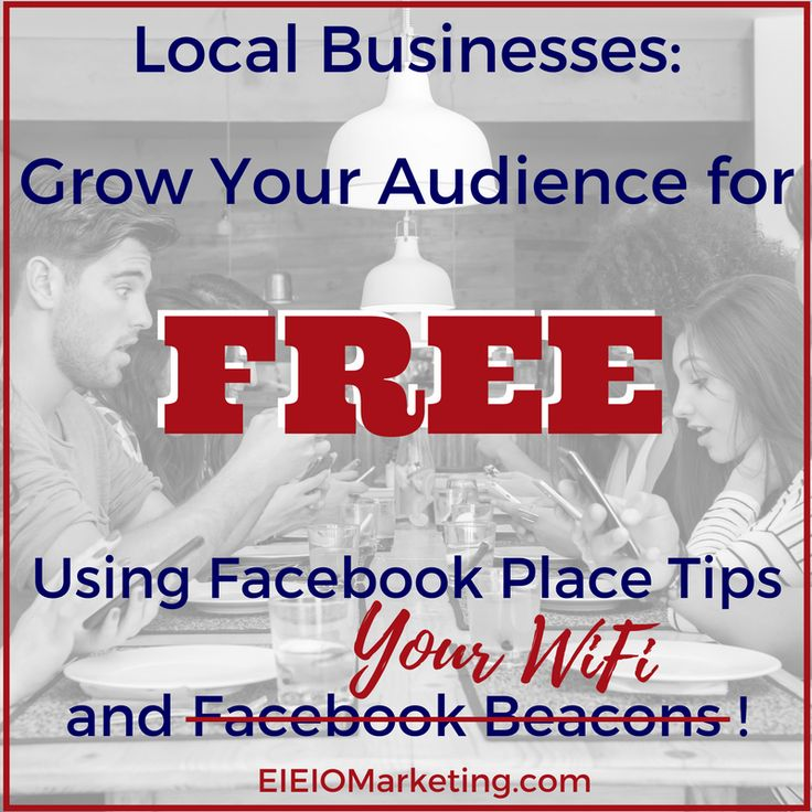 Many businesses are requesting Beacons to unlock Facebook Place Tips. Discover how to unlock Place Tips without using a Beacon - using only your WiFi!