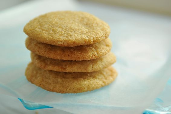 Chewy Sugar Cookies #2, a recipe on Food52