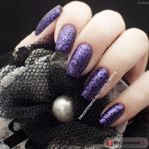 Лак для ногтей EL CORAZON Matte & Shine Effect - «❖ Очень красивые лаки с неплохими характеристиками ❖ Подробный разбор ❖ Свотчи ❖ Фото ❖ 8 вариантов маникюра ❖» | Отзывы покупателей